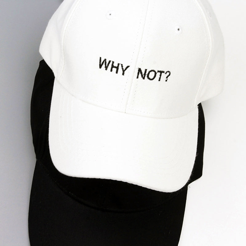 WHY NOT Hat (3)