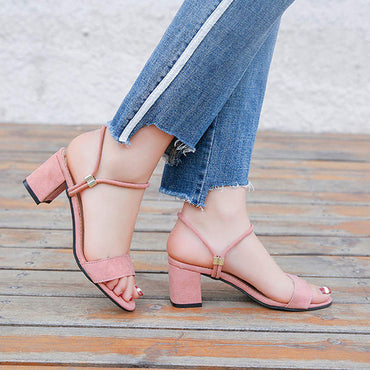 Strap Sandal Pump Shoes