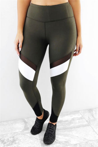 High Waist Fitness Leggings (3)