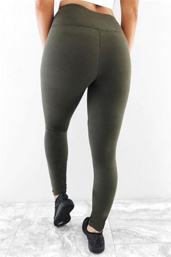 High Waist Fitness Leggings (4)