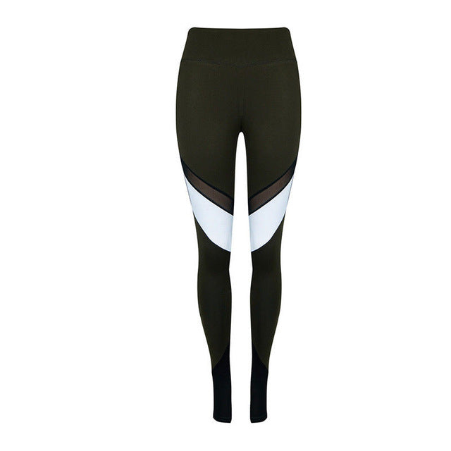 High Waist Fitness Leggings (2)