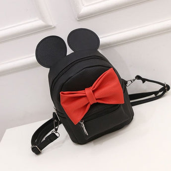 Oversized Bow Mini Bag