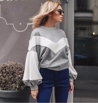 Plush Oversized Sweater
