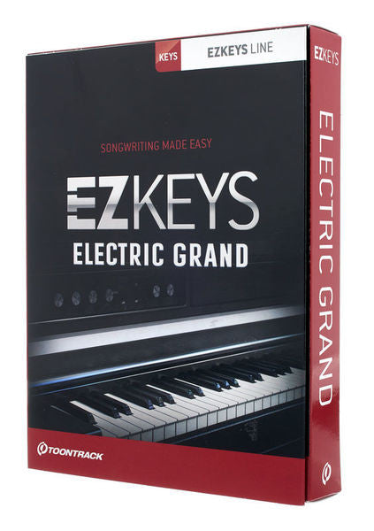 Toontrack EZkeys Electric Grand (Download)