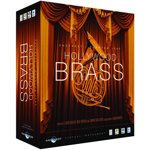 HOLLYWOOD BRASS GOLD
