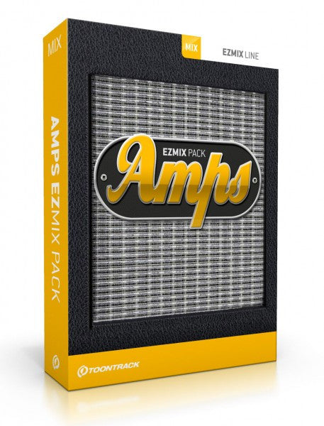 Toontrack EZmix 2 Amps Presets (Download)