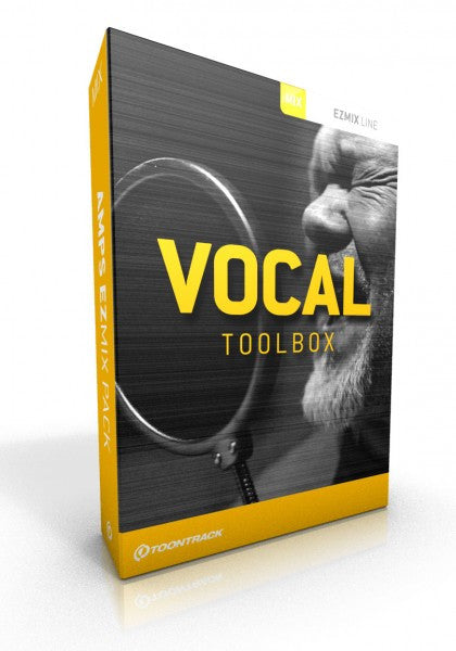 Toontrack EZmix 2 Vocal Toolbox Presets (Download)