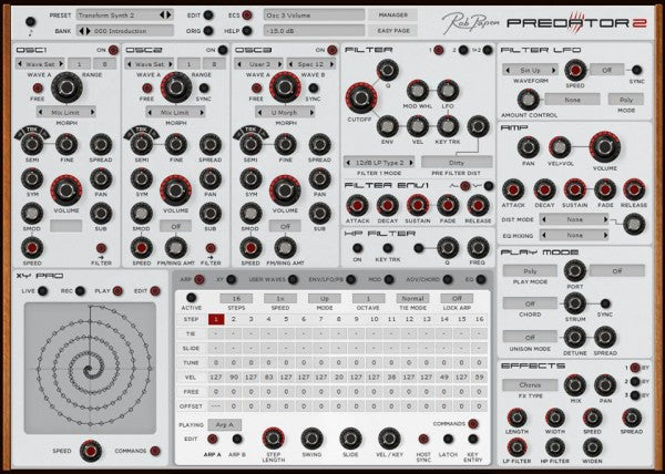 Rob Papen Predator 2 (Download)