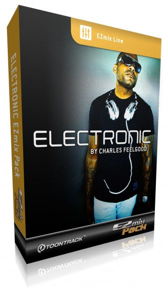 Toontrack EZmix 2 Electronic Presets (Download)