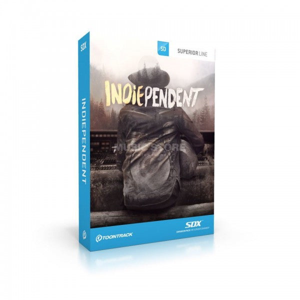 Toontrack SDX: Indiependent (Download)