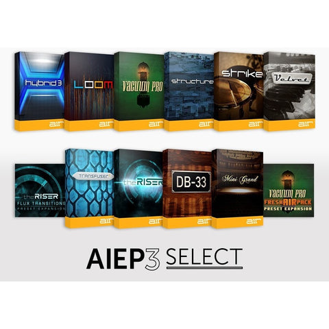 AIEP 3 SELECT UPGRADE