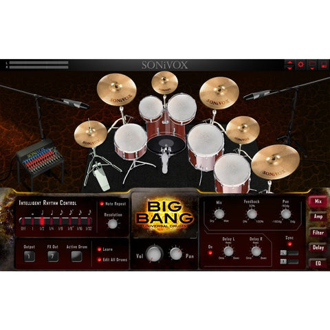 Big Bang Universal Drums