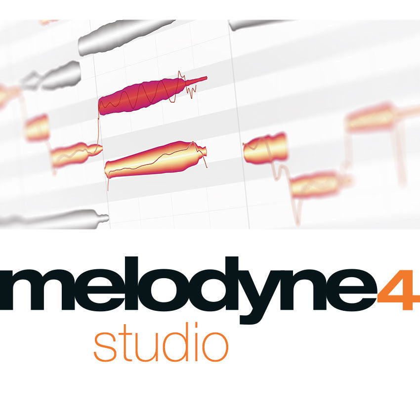 Upgrade - Melodyne 4 studio from assistant