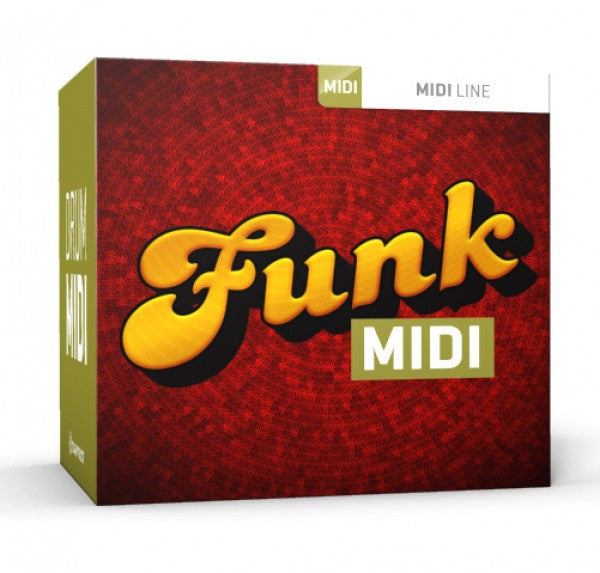 Toontrack Funk MIDI (Download)