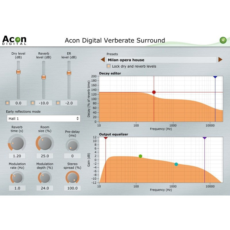 Acon Verberate Surround