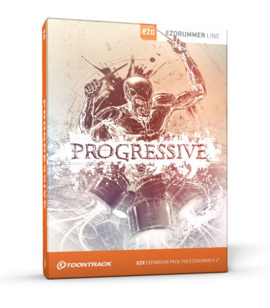 Toontrack EZX - Progressive (Download)