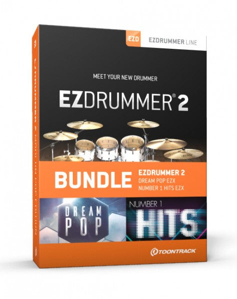 Toontrack EZdrummer 2 Modern Pop Edition (Download)