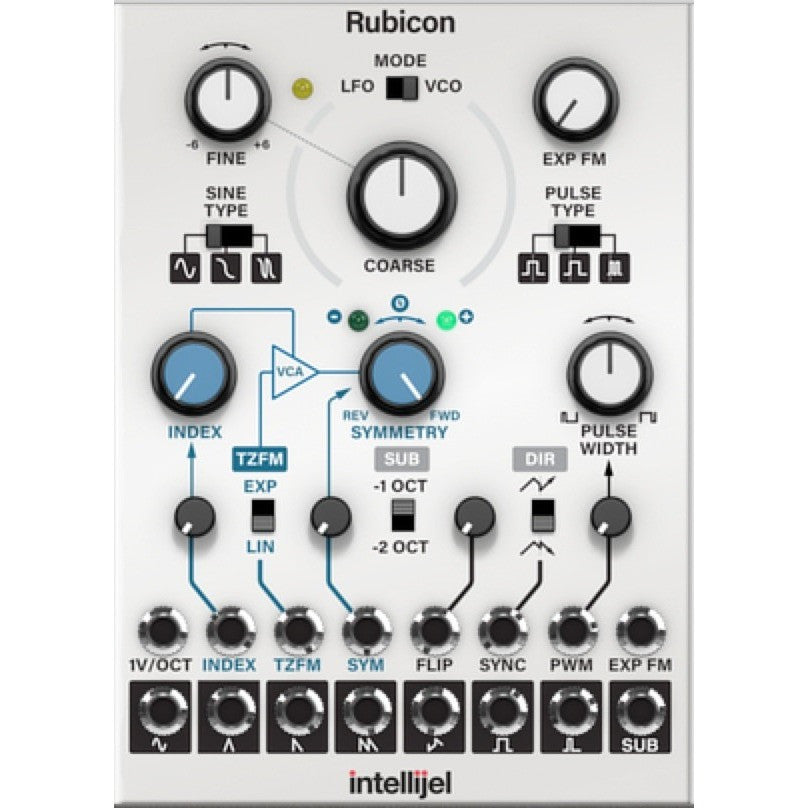 Modular add on Intellijel Rubicon