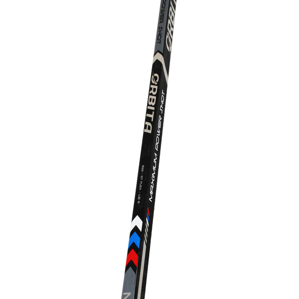 Russiangrip ORBITA Composite Junior Hockey Stick (grip coating)