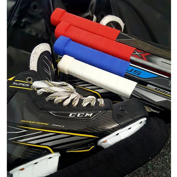 3x Custom hockey grips