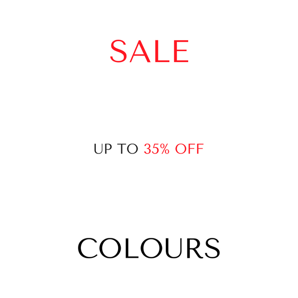 SALE Colours