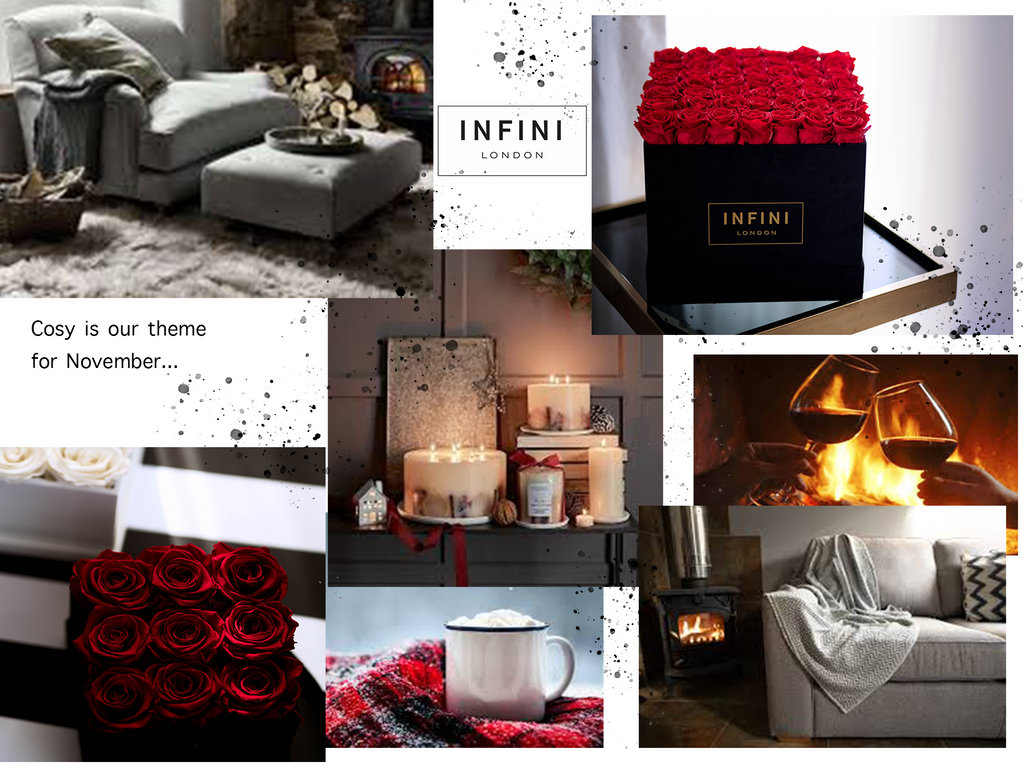 November inspiration from Infini London