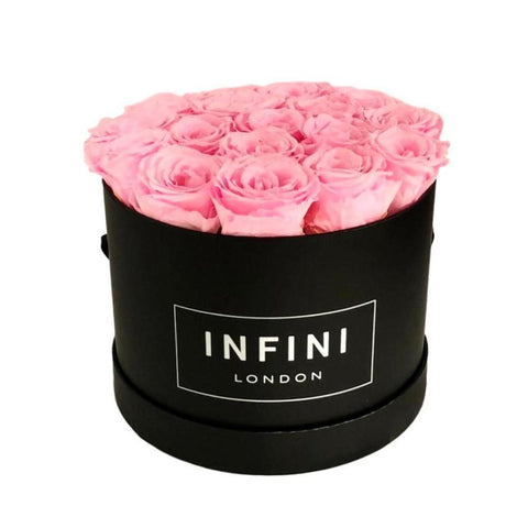 The Original Round Box - SALE Colours - INFINI roses that last a year