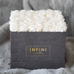 INFINI Cashmere Large Box - Dark Grey