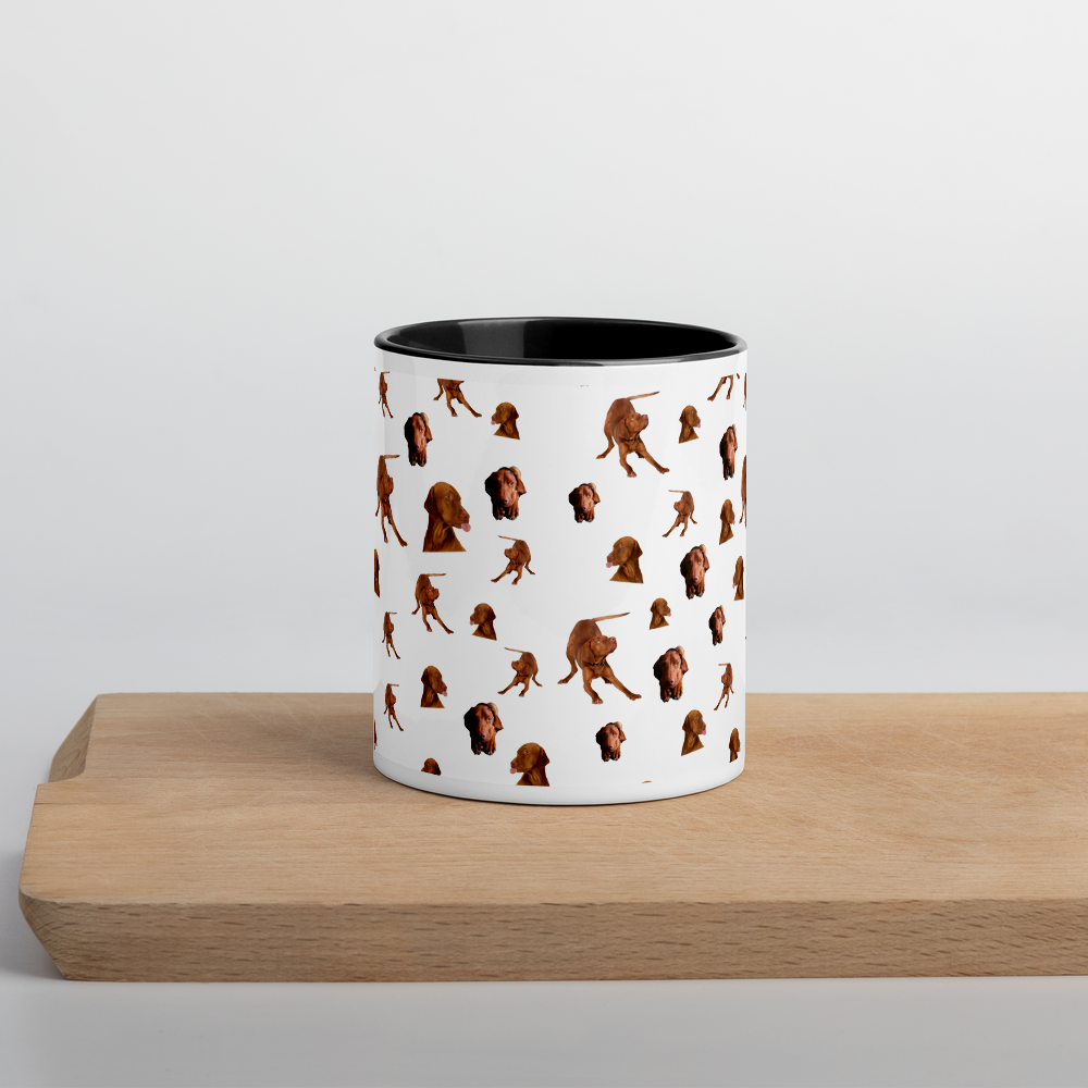 New Products from Overland Dog, Vizsla Coffee Mug!