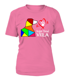 "T-Shirt ""Love is a Sugar Faced Vizsla"" Woman's Premium"