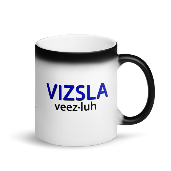 Vizsla Names Magic Mug