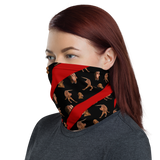 Neck Gaiter - Red Tiger
