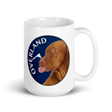 She's Not A What! She's A Vizsla - in Color - Mug