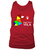 "Tank Top ""Love is a Sugar Faced Vizsla"" Premium"