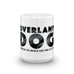 Weimaraner Mug - Covering the World One Paw at a Time