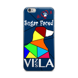 Love is a Sugar Faced Vizsla - iPhone 5/5s/Se, 6/6s, 6/6s Plus Case 3