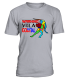 "T-Shirt ""Warning - Vizsla Going Postal"" Premium"
