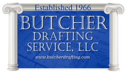 Butcher Drafting Service