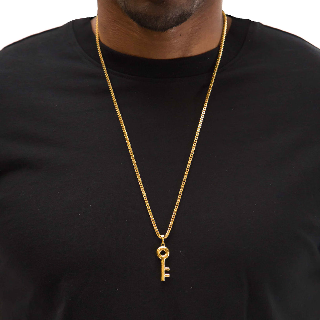 Vesso Major Key Necklace | Lifetime Warranty – VESSO