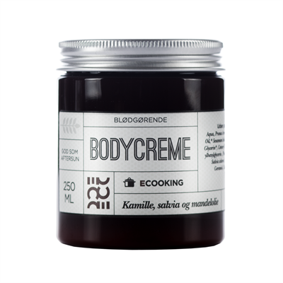 Ecooking Bodycreme 250 ml.