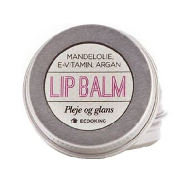 ECOOKING Lip balm - neutral 15 ml.