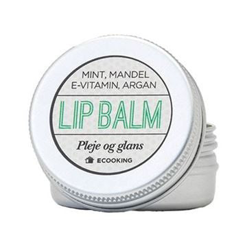 ECOOKING Lip balm - mint 15 ml.