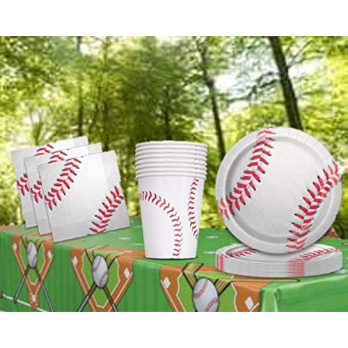 Baseball Themed Birthday Party Supplies