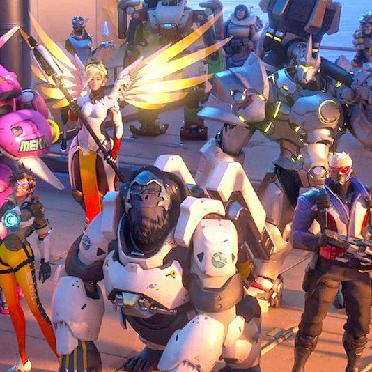 Overwatch – Level Up Outfitters