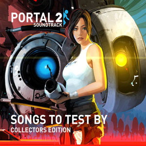 Portal 2 Soundtrack Collector's Edition