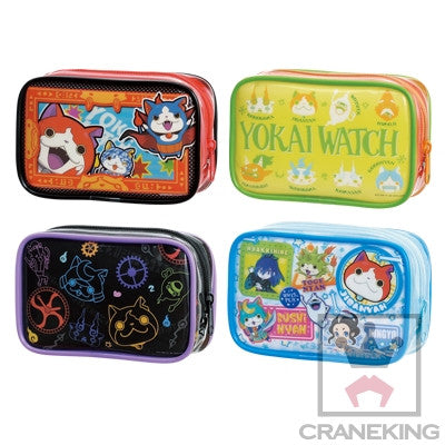 Yo Kai Watch Zipper Pouch