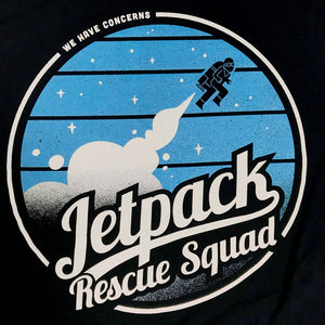 Jet Pack Rescue Squad