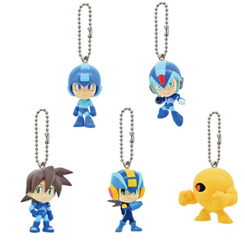 Mega Man Gashapon