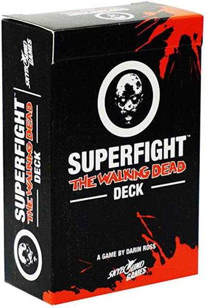 Superfight! Card Game