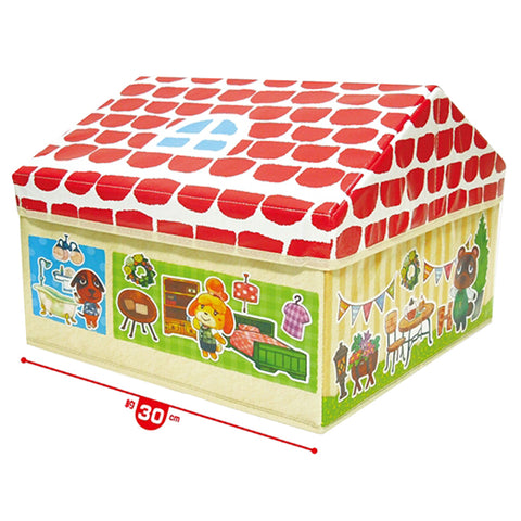 Animal Crossing Happy Home Designer Cloth Storage House